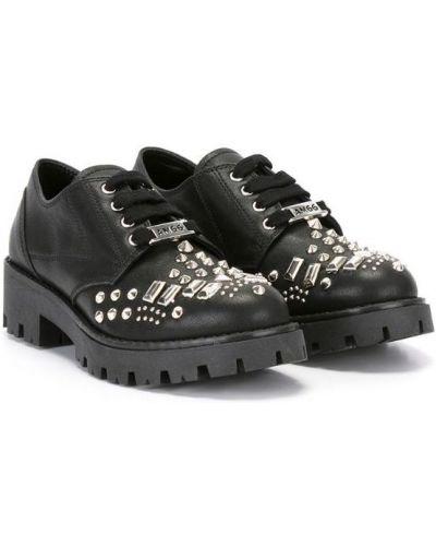 Туфли на шнуровке Am66