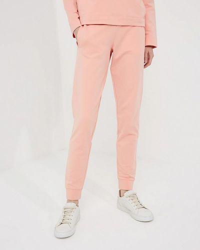 Розовые спортивные брюки Bikkembergs