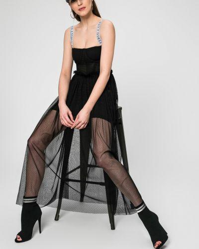Джинсовое платье облегающее однотонное Guess Jeans