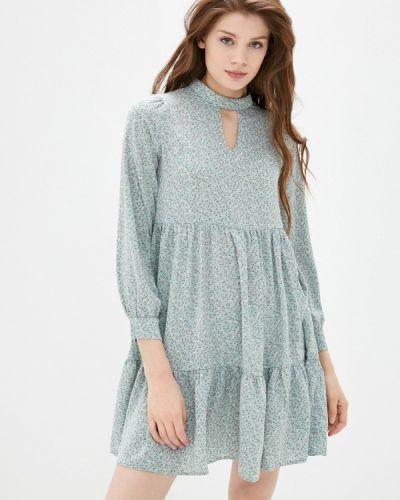 Платье - голубое Imocean