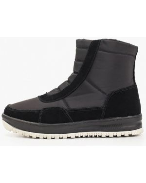 Ботинки осенние черные Keddo