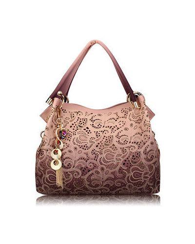 Розовая косметичка винтажная Newchic