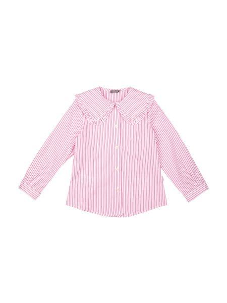 Różowa koszula Il Gufo