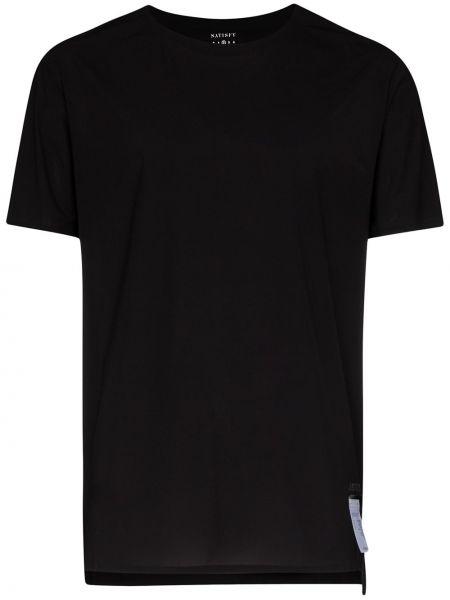 Koszula chudy czarna Satisfy