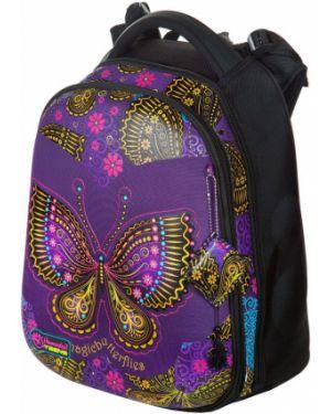 Ранец текстильный с логотипом Hummingbird