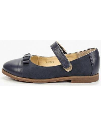 Туфли синие Tapiboo