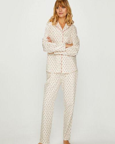 Пижама с карманами на пуговицах Triumph