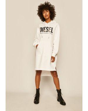 Платье мини оверсайз повседневное Diesel