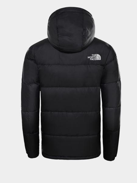 Куртка на резинке - черная The North Face