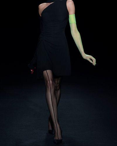 Трикотажное платье Mugler