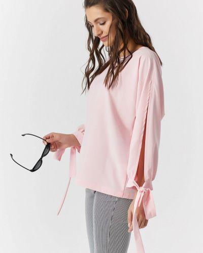 Розовая блузка Fly