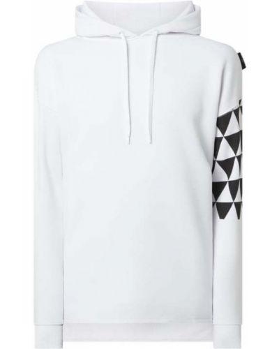 Bluza z nadrukiem z printem - biała Be Edgy