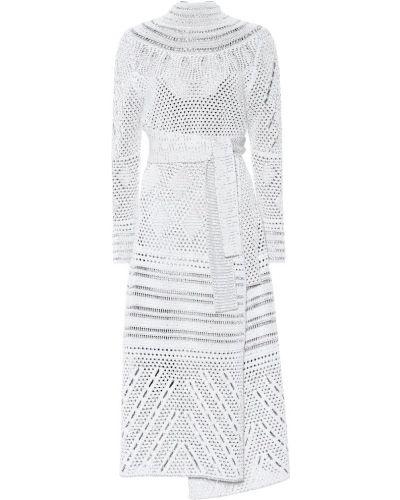 Платье миди из вискозы Proenza Schouler