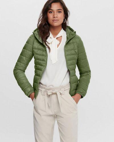 Утепленная куртка - хаки Only