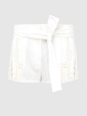 Белые шорты Roberto Cavalli
