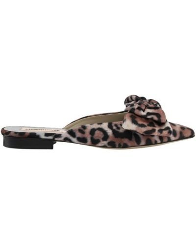 Brązowe sandały Custommade