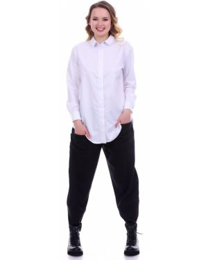 Брюки с накладными карманами с защипами Lautus