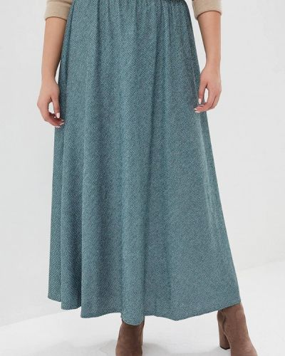 Юбка - зеленая Darissa Fashion