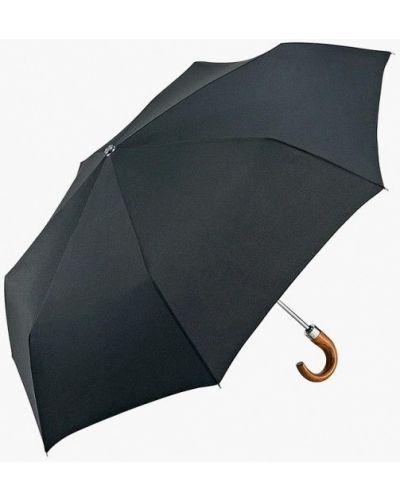 Черный складной зонт Fare