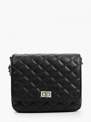 Черная весенняя сумка Lolli L Polli