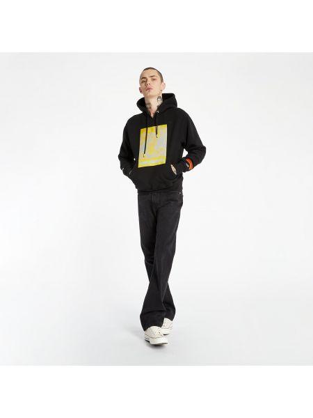 Czarna bluza Heron Preston