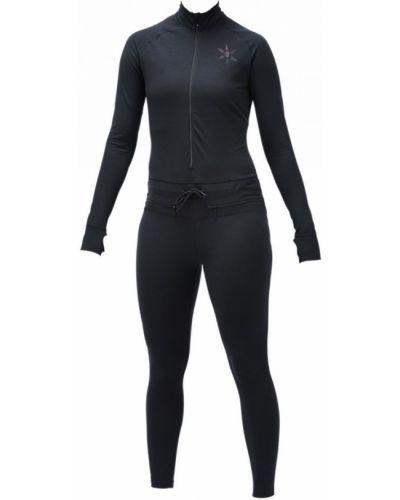 Черный костюм Airblaster