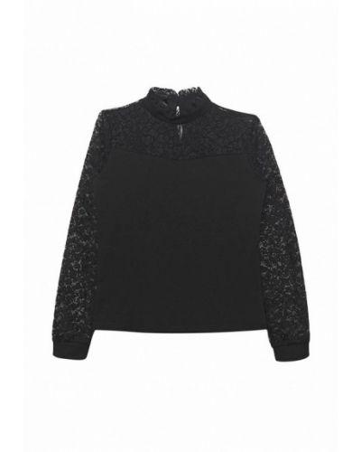 Черная рубашка Fleur De Vie