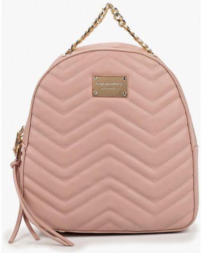Рюкзак городской розовый Love Republic