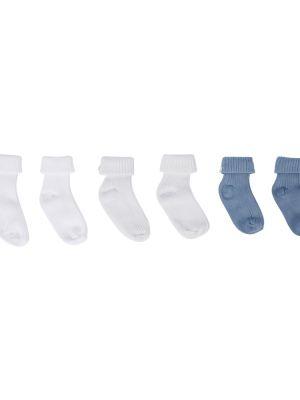 Хлопковые носки - синие Tartine Et Chocolat