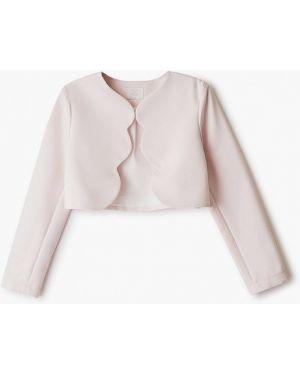 Пиджак розовый Sly