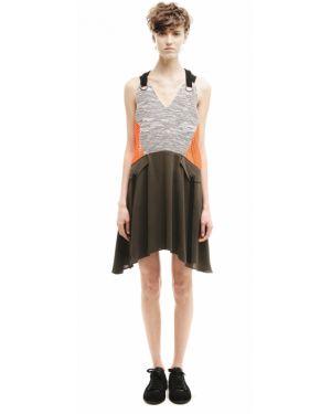 Хлопковое платье Damir Doma