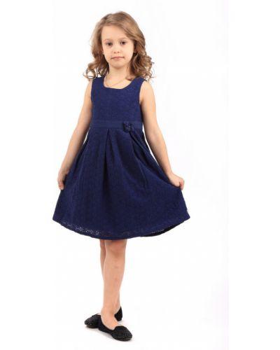 Платье миди летнее с поясом с квадратным вырезом S.oliver