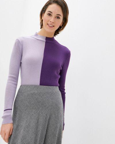Фиолетовая водолазка Trendyol