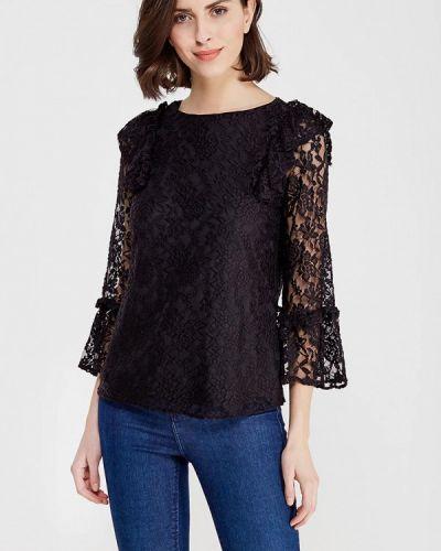 Черная блузка кружевная Dorothy Perkins