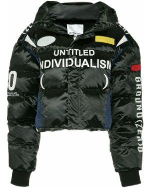 Черная куртка Ground Zero