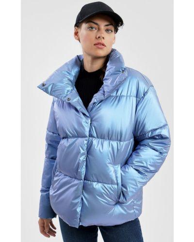 Утепленная куртка - голубая O'stin
