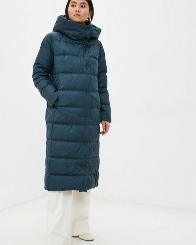 Бирюзовая зимняя куртка Conso Wear