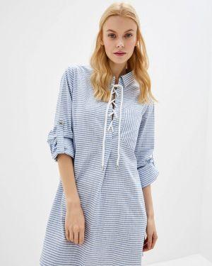 Платье платье-рубашка весеннее Gepur