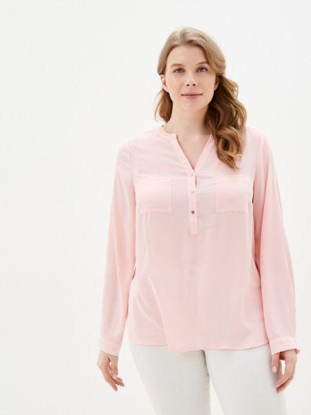 Блузка с длинным рукавом розовая весенний Studio Untold