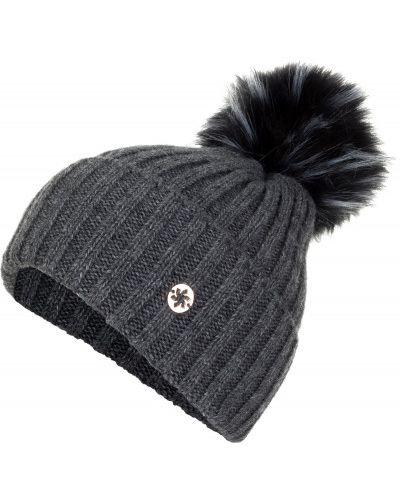 Флисовая шапка - серая No Brand