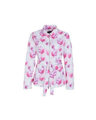 Розовая ветровка Armani Jeans