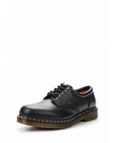 Кожаные ботинки осенние Dr Martens