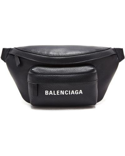 Кожаная сумка поясная маленькая Balenciaga
