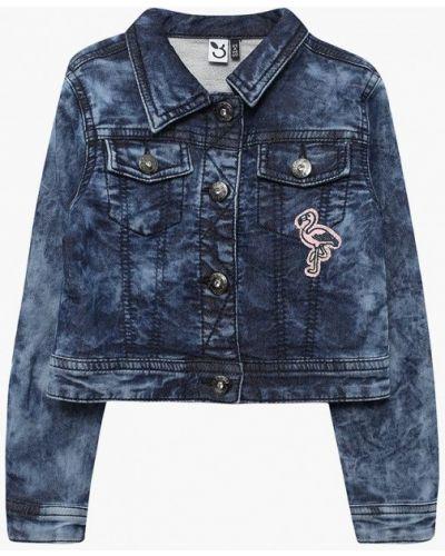 Куртка весенняя джинсовая 3 Pommes