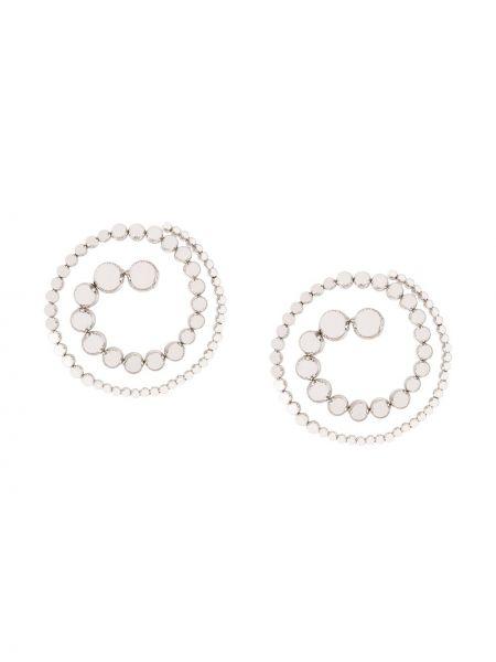 Kolczyki pierścionki kolczyki ze sztyftem z perłami Y/project