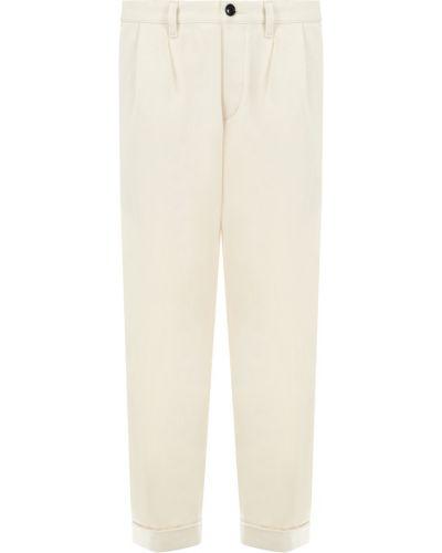 Beżowe spodnie Haikure