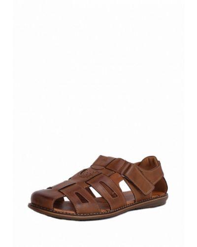 Коричневые сандалии T.taccardi