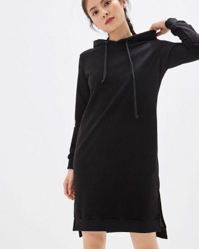 Платье черное Bona Fide