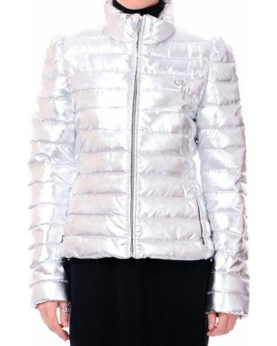 Куртка осенняя из полиэстера Love Moschino