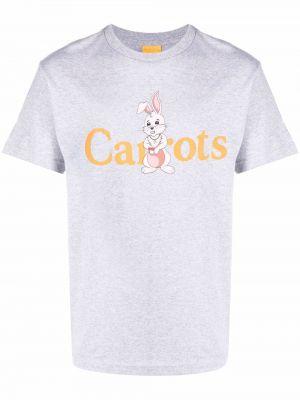 Koszulka z printem Carrots